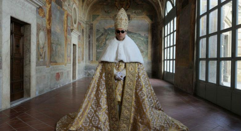 Risultati immagini per Young Pope: una mostra a Palazzo Reale