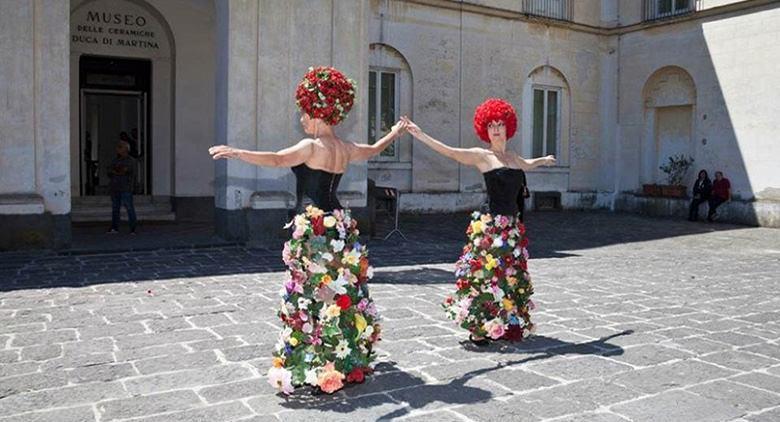 A piedi nudi nel parco 2017 in Villa Floridiana a Napoli, il festival della danza gratuito