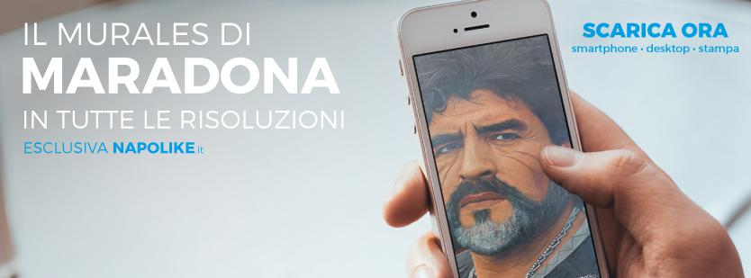 Scarica adesso il Murales di Maradona