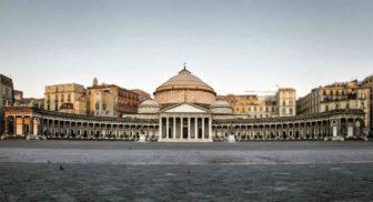 assegnati sei locali sotto il porticato di piazza plebiscito a Napoli