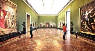Al Museo di Capodimonte a Napoli approfondimenti e visite alle mostre per i sessant'anni dall'inaugurazione
