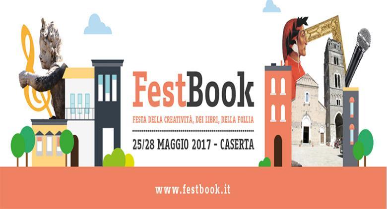 La festa dei libri a Caserta con Festbook ed eventi gratuiti