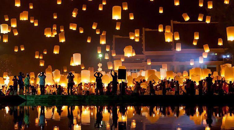 Al Lago d'Averno si svolgerà la Notte delle Lanterne dei Desideri