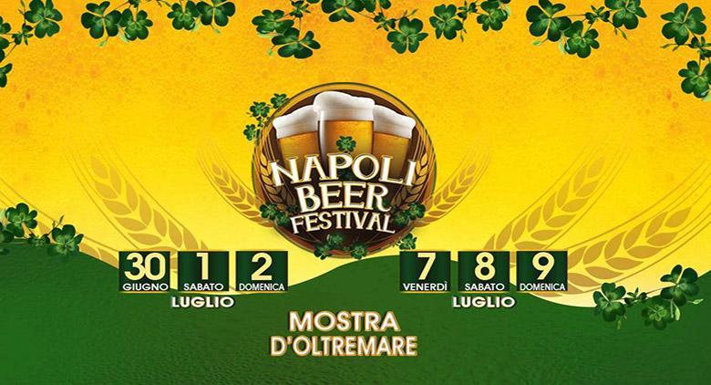 Napoli Beer Festival 2017 alla Mostra d'Oltremare a Napoli