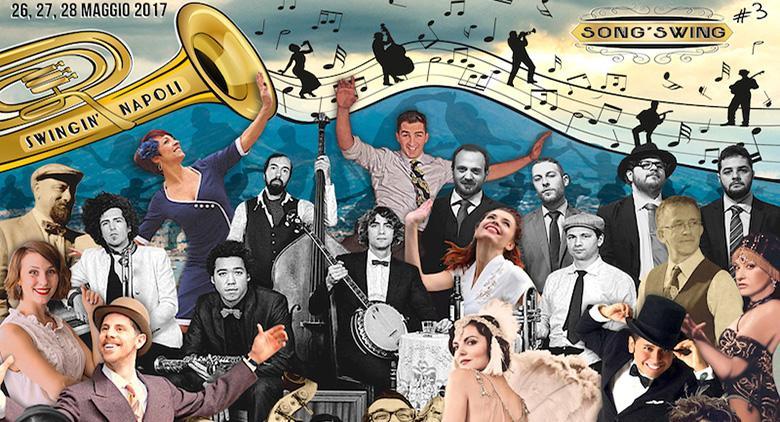 A Napoli ci sarà il Song Swing Festival