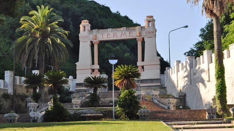 Visite gratuite alle Terme di Agnano a Napoli