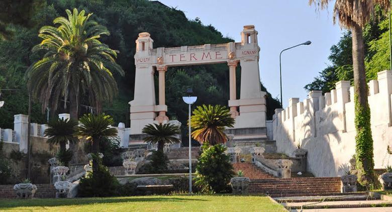 Visite guidate gratuite alle Terme di Agnano a Napoli