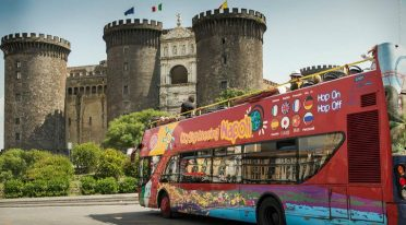 Nasce a Napoli Discover Campi Flegrei ad opera di city sightseeing