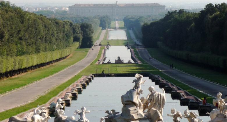 Reggia di Caserta, arriva il biglietto per visitare solo i Giardini Reali