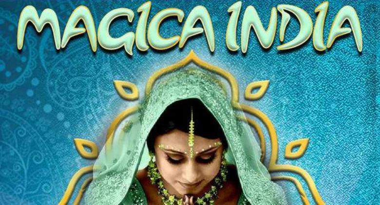 Magica India en la Mostra d'Oltremare en Nápoles