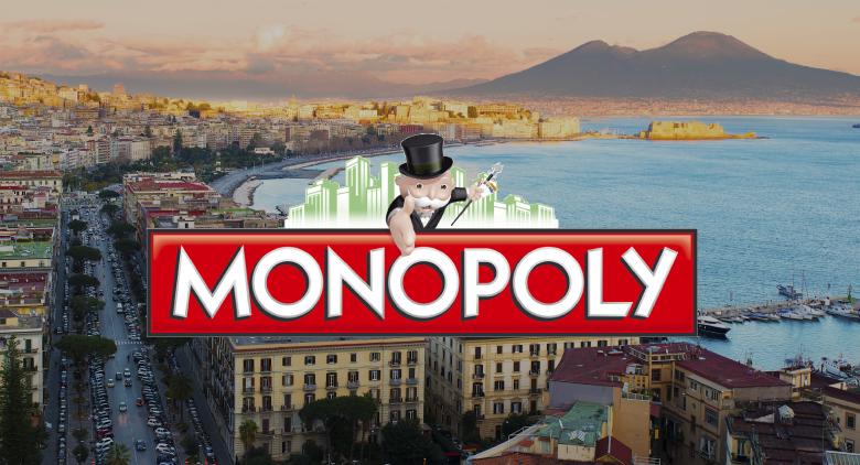 Monopoly sceglie Napoli per un'edizione personalizzata del gioco