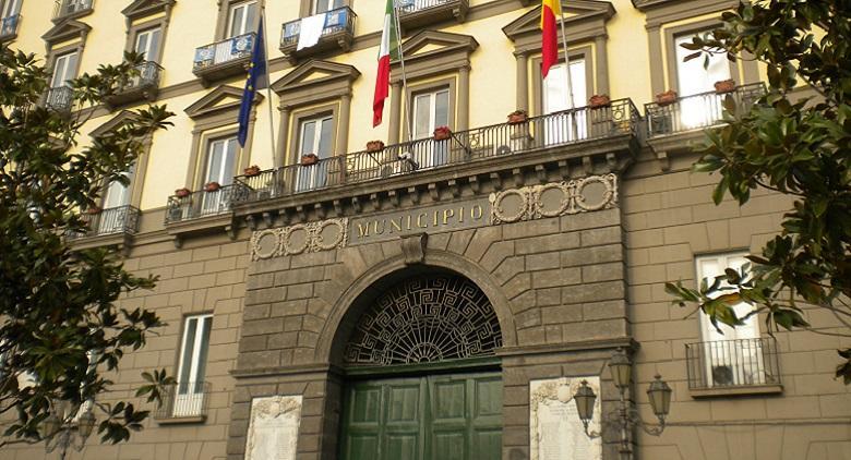 Visita gratuita guidata al Palazzo San Giacomo a Napoli