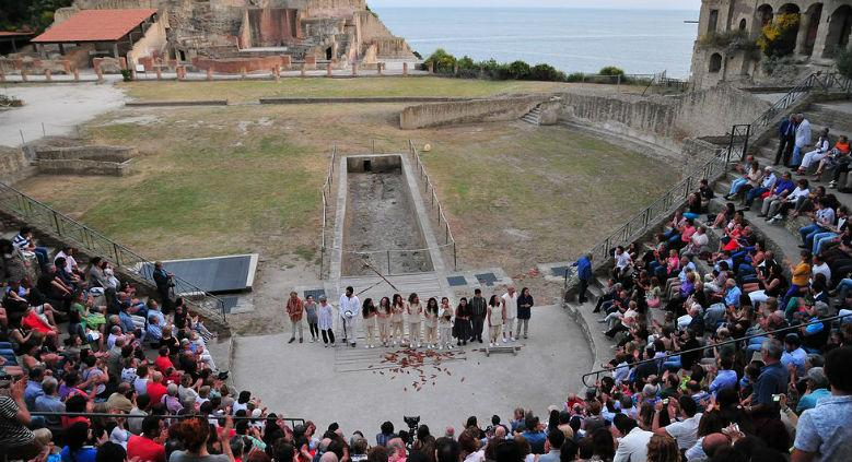 Concerti e spettacoli teatrali al Pausilypon a Napoli