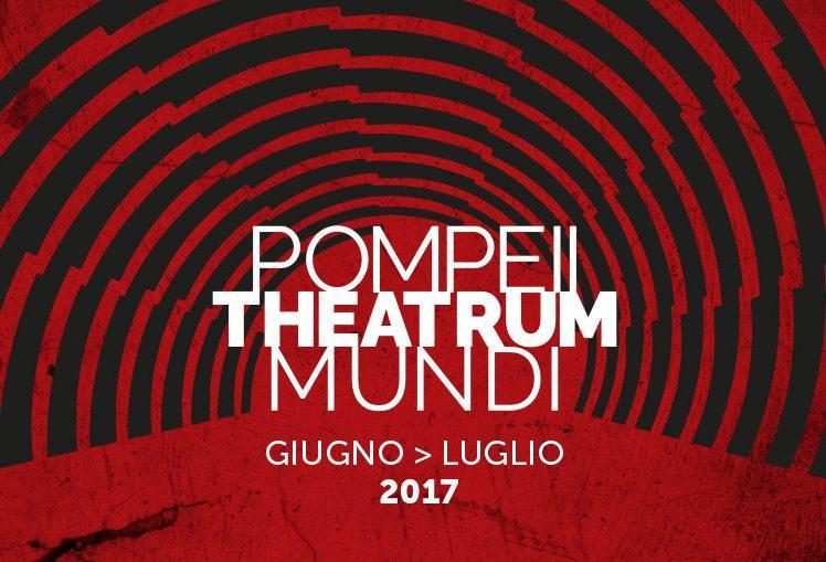 Pompeii Theatrum Mundi al Teatro Grande di Pompei