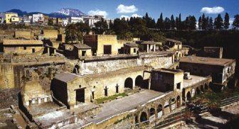 Scavi di Ercolano, riaprono tre Domus e le Terme Suburbane