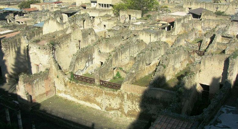 Negli Scavi di Ercolano rinascono le antiche botteghe con gli eventi Pop Up