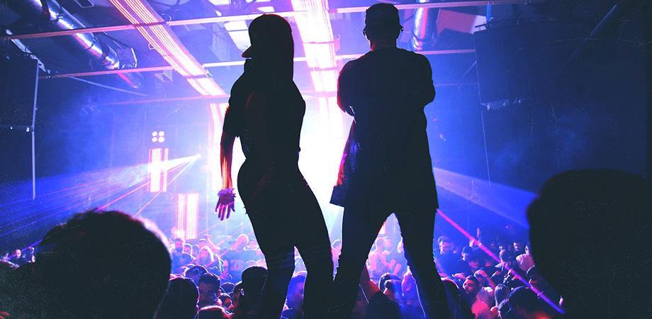 Duel Beat discoteca a Napoli