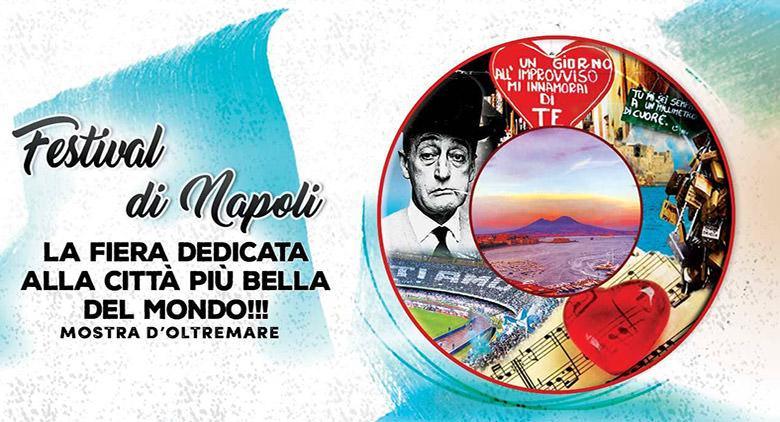 Alla Mostra d'Oltremare ci sarà il Festival di Napoli