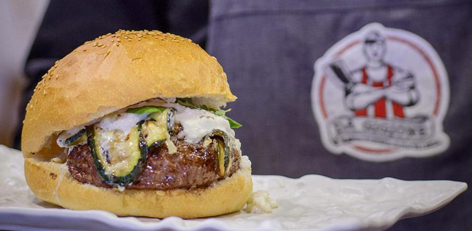 Hamburger from Gigione