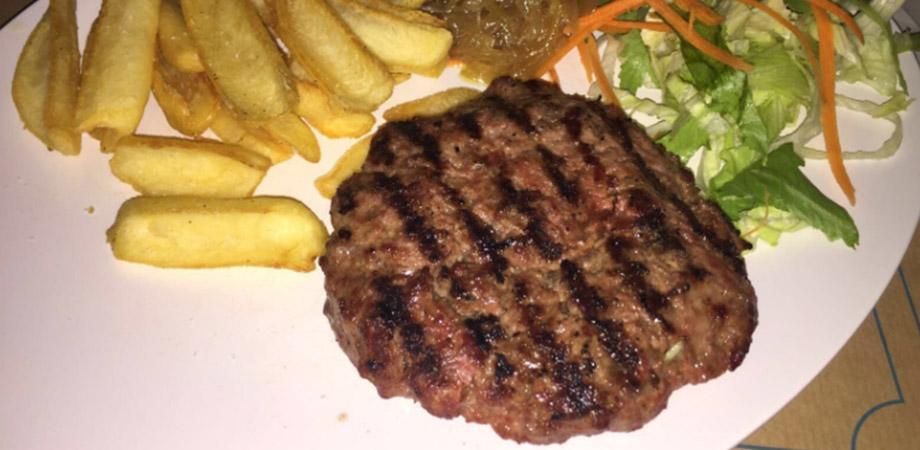 Hamburger di Penny Black a Napoli