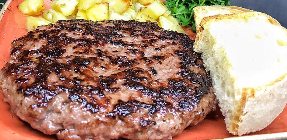 Hamburger di Blackburger a Napoli