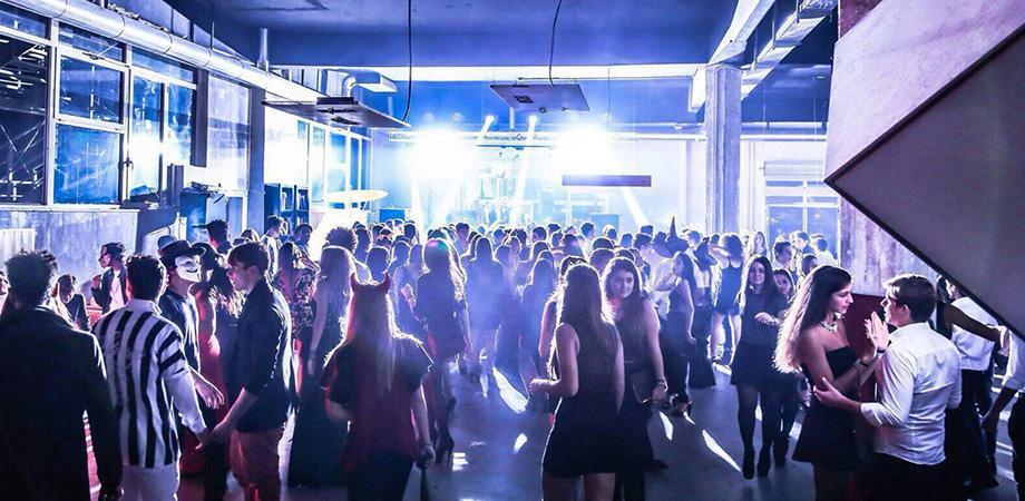 Hbtoo discoteca a Napoli