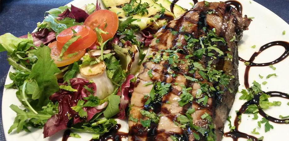 Il miracolo dei pesci ristorante a Napoli