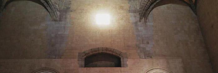 Il fenomeno del Libro di Luce al Maschio Angioino