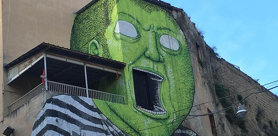 Murales a Materdei