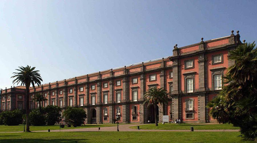 Il Museo di Capodimonte a Napoli