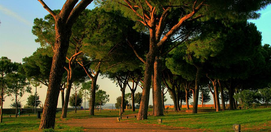 Il Parco Virgiliano a Napoli