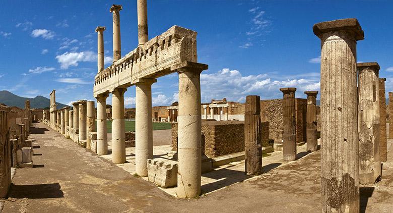 Scavi di Pompei, otto nuovi scavi nell'area archeologica della città antica