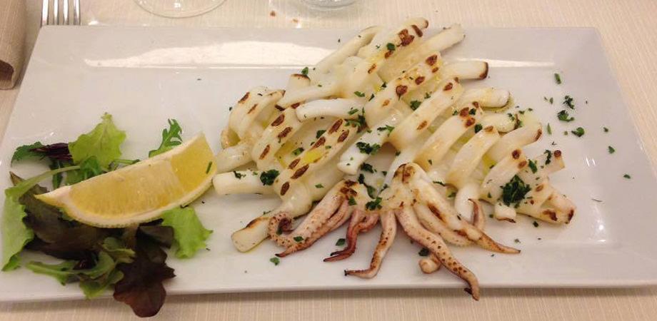 Ресторан Zi 'Teresa в Неаполе