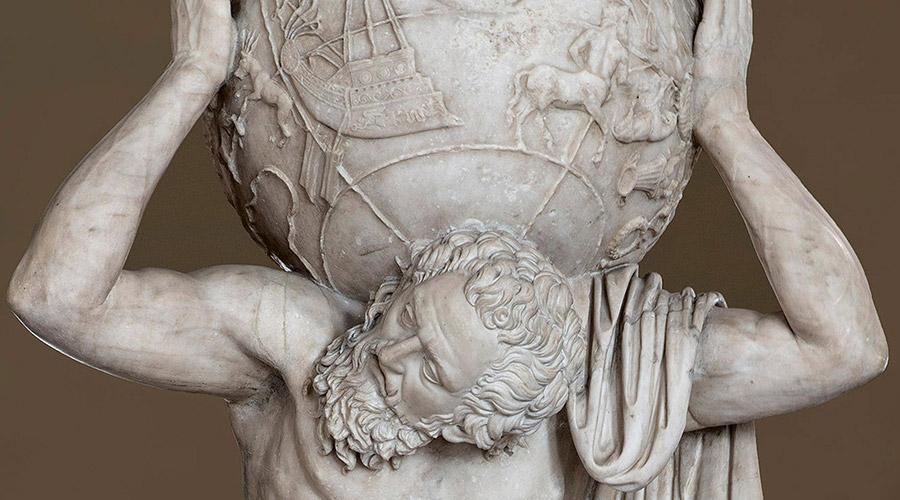 Le migliori opere da vedere a napoli statue quadri e for Ercole farnese 2017