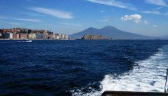 Batò Naples a Napoli per l'estate 2017, il battello per ammirare la costa dal mare