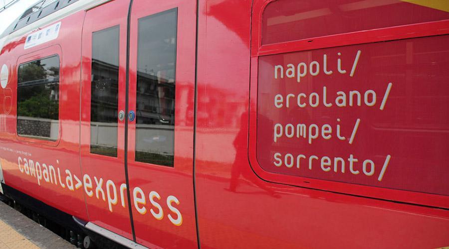 Campania Express, treni notturni per la rassegna Pompei Theatrum Mundi