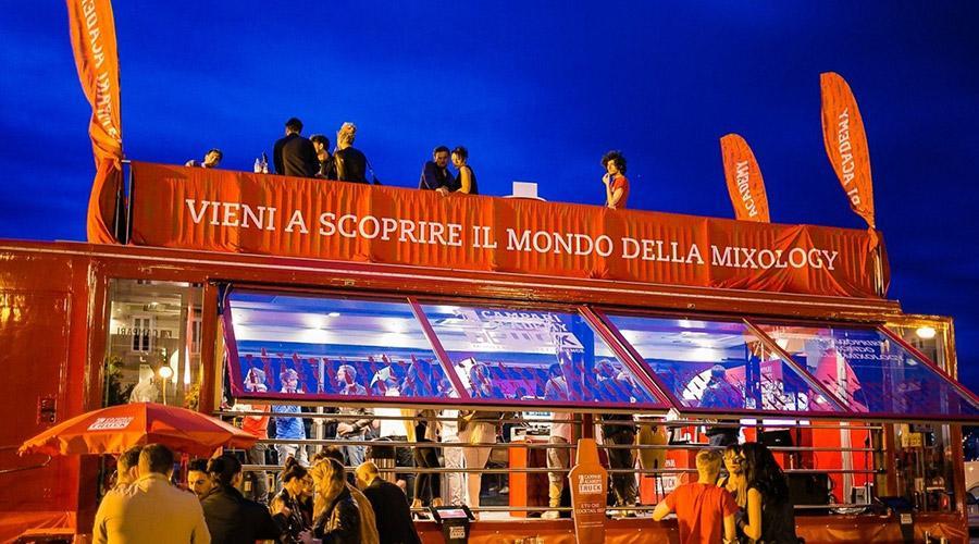 Campari Truck a Napoli