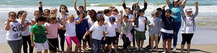 Campi estivi per bambini al Lido Varca d'Oro