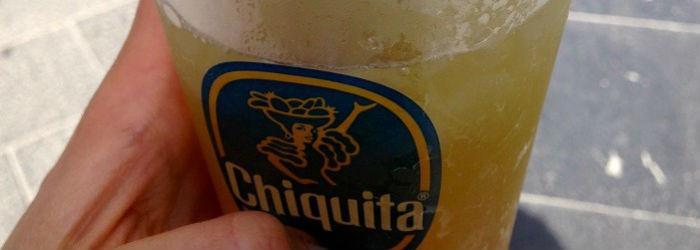 Chiquita Fruit Bar Napoli