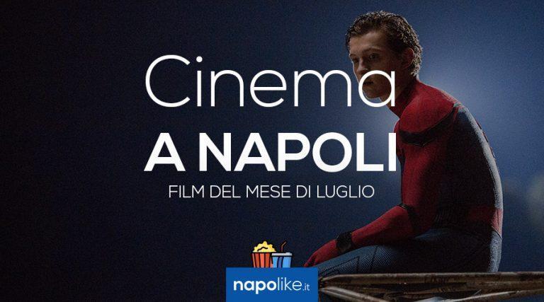 Cinema a Napoli, film di luglio 2017