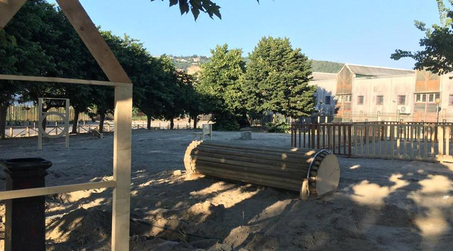 Dogs Park a Pianura a Napoli