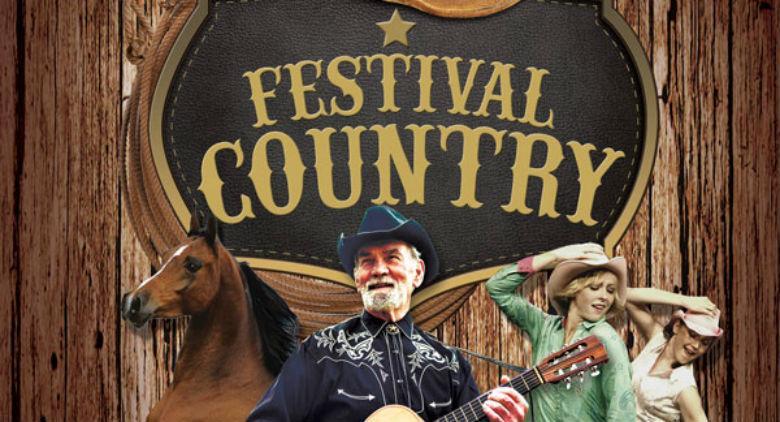 Festival Country alla Mostra d'Oltremare di Napoli