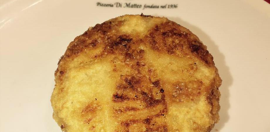 Di Matteo's omelette
