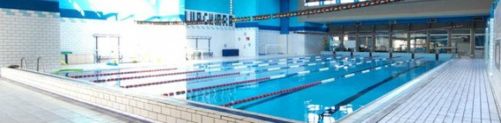 La piscina Acquachiara al Frullone a Napoli