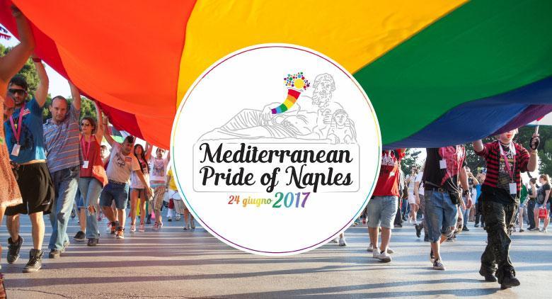 Parata del Gay Pride 2017 a Napoli