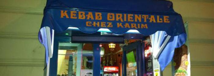 Chez Karim kebab Pozzuoli