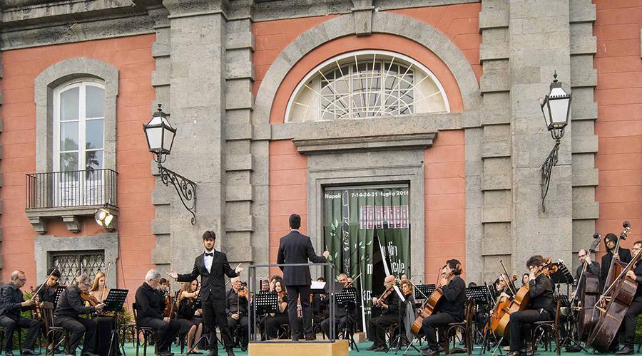 Belvedere del Bosco di Capodimonte, concerti gratuiti