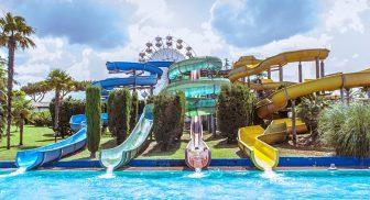 Magic World a Licola, il parco acquatico riapre come Pareo Park