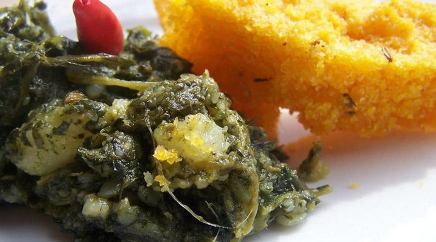 Mallone, piatto della sagra di Bracigliano