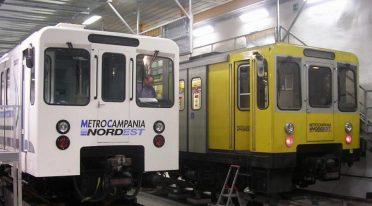 MetroCampania NordEst, Cumana und Circumvesuviana schlagen 5 Juni 2017